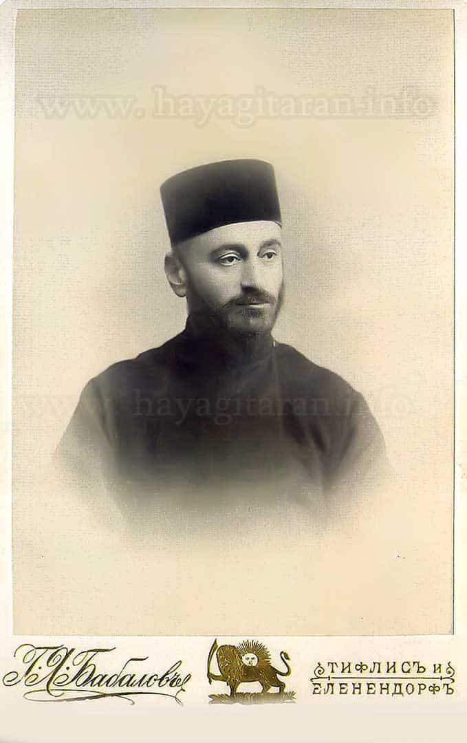 Կոմիտաս - 1908,12 փետրուարի, Թիֆլիս - Tiflis, February 12, 1908