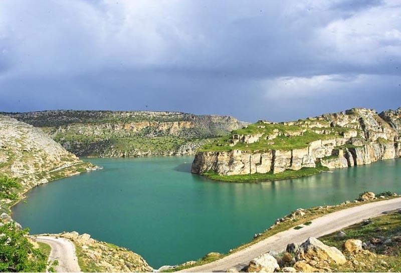 ՀՌՈՄԿԼԱ ԱՄՐՈՑ - Rumkale - Հռոմկլա (Հռոմ-Քար), բերդաքաղաք Եփրատեսիա նահանգում, Եփրատ գետի աջ ափին