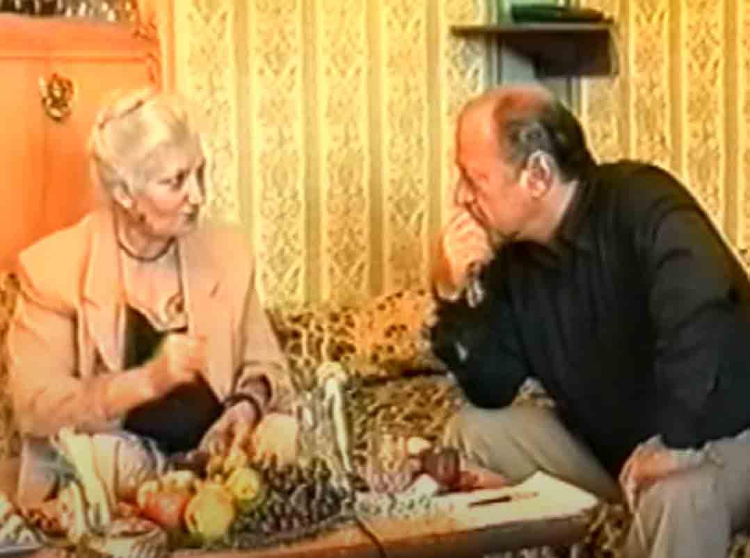 Վարդան Հովհաննիսյանի հարցազրույցը Արուսյակ Սահակյանի հետ