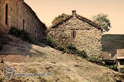 Սուրբ Աստվածածին եկեղեցի (Բանանց)