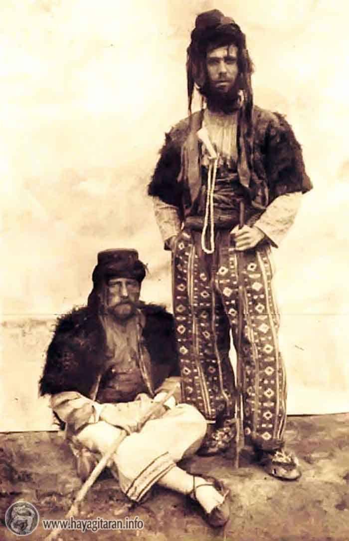 ՍԱՍՈՒՆՑԻ ԾՌԵՐ / Սասունցիներ - Sasun - Սասուն