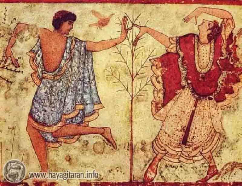 Էտրուսկների հայկական ծագումը The Armenian Origin of the Etruscans