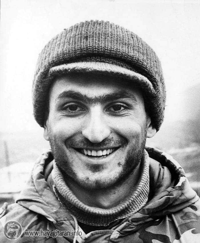 ԱՆԱՎԱՐՏ ԹՌԻՉՔ , Վարդան Ստեփանյան (Դուշման Վարդան) Dushman Vardan