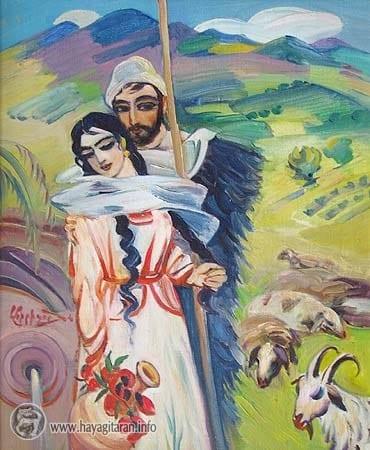 Tumanyani Anush poem / ԹՈՒՄԱՆՅԱՆԻ «ԱՆՈՒՇ» ՊՈԵՄԸ