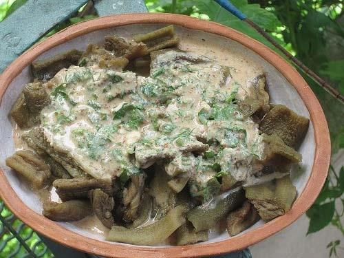 ԷՐԳՐԻ ԱՎԱՆԴԱԿԱՆ ԽՈՀԱՆՈՑ Armenian cuisine