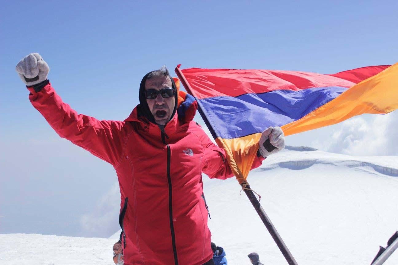 Ես Քո զինվորն եմ Հայաստան... Գագիկ Գինոսյան